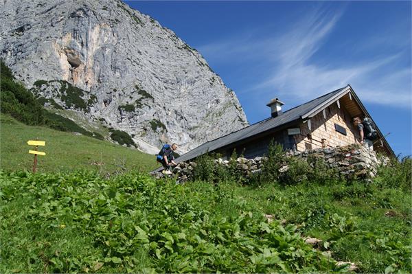 Der Hochthron am Untersberg