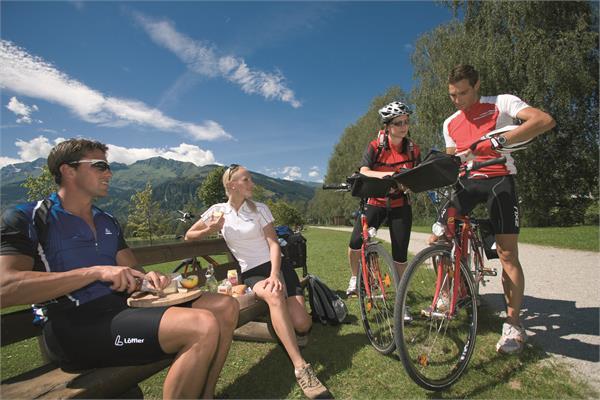 Radtour rund um den Untersberg