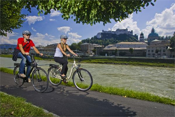 Cycling holiday in Salzburg