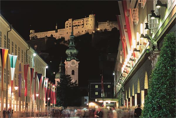 Salisburgo - Visita della città