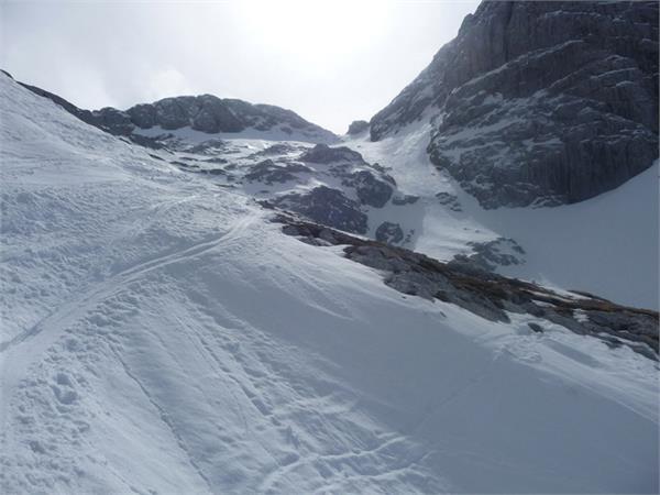 Ski mountaineering tour Hoher Göll