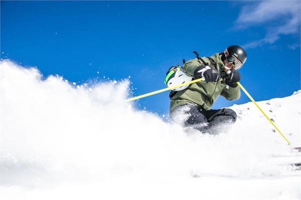 Ski mountaineering tour Untersberg