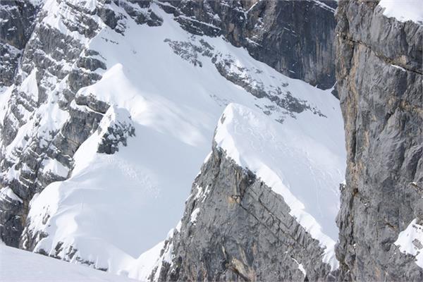 Ski mountaineering tour Watzmannkar