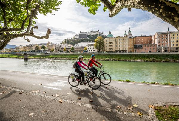 Salzburg bike package